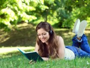 Listening to music boosts productivity